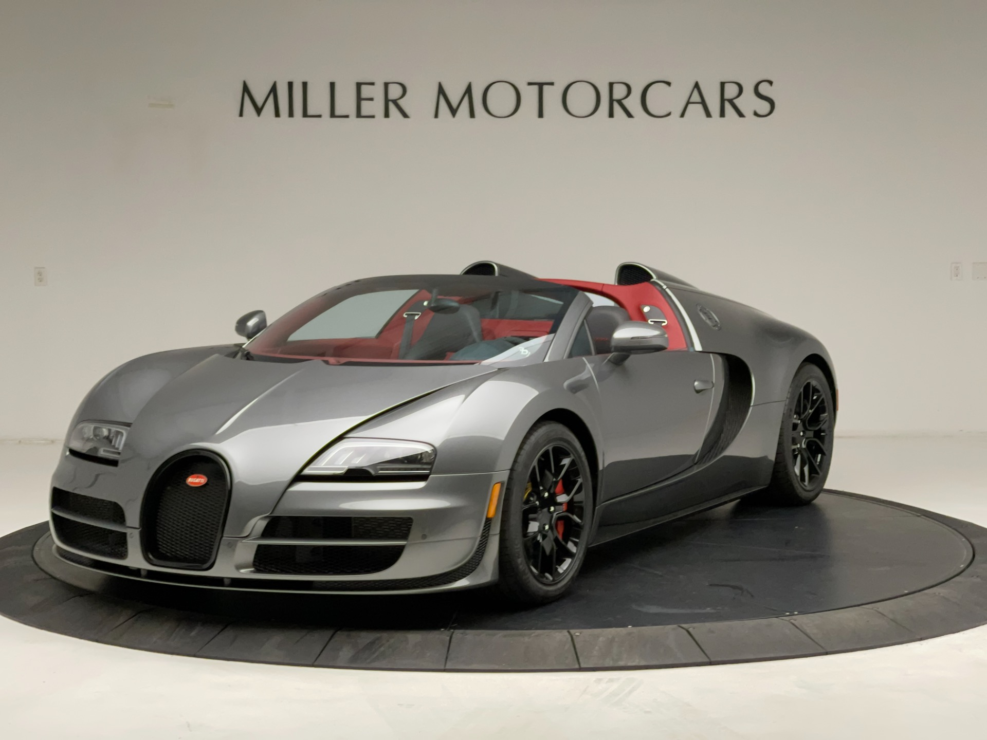 Used 2013 Bugatti Veyron 16.4 Grand Sport Vitesse for sale Call for price at Bugatti of Greenwich in Greenwich CT 06830 1