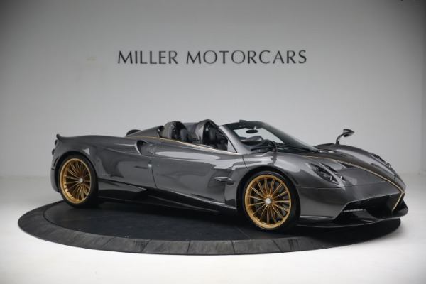 Used 2017 Pagani Huayra Roadster for sale Call for price at Bugatti of Greenwich in Greenwich CT 06830 10