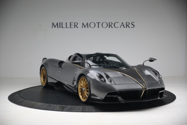 Used 2017 Pagani Huayra Roadster for sale Call for price at Bugatti of Greenwich in Greenwich CT 06830 11