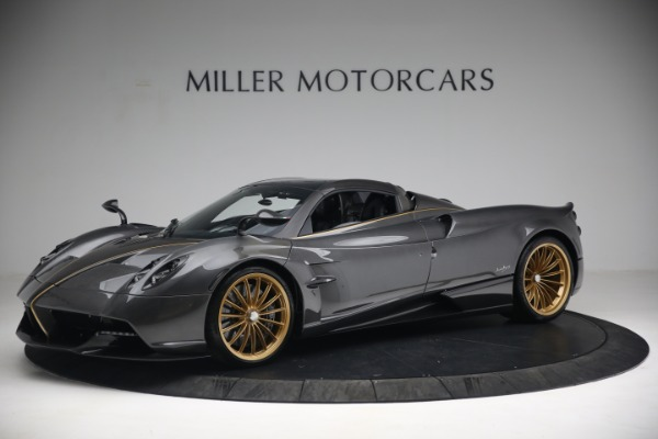 Used 2017 Pagani Huayra Roadster for sale Call for price at Bugatti of Greenwich in Greenwich CT 06830 14