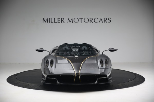 Used 2017 Pagani Huayra Roadster for sale Call for price at Bugatti of Greenwich in Greenwich CT 06830 17