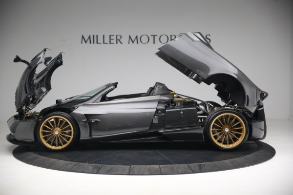 Used 2017 Pagani Huayra Roadster for sale Call for price at Bugatti of Greenwich in Greenwich CT 06830 18