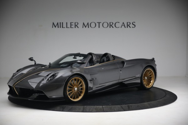 Used 2017 Pagani Huayra Roadster for sale Call for price at Bugatti of Greenwich in Greenwich CT 06830 2