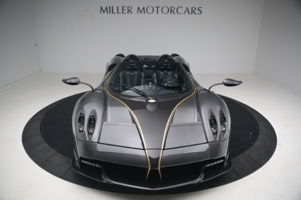 Used 2017 Pagani Huayra Roadster for sale Call for price at Bugatti of Greenwich in Greenwich CT 06830 20