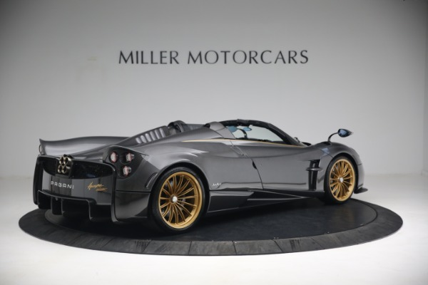 Used 2017 Pagani Huayra Roadster for sale Call for price at Bugatti of Greenwich in Greenwich CT 06830 8