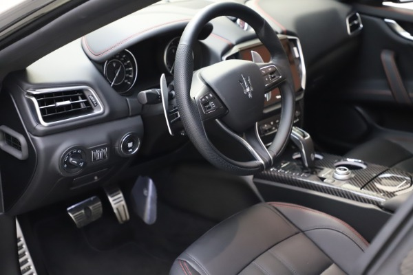 New 2021 Maserati Ghibli S Q4 GranSport for sale $100,285 at Bugatti of Greenwich in Greenwich CT 06830 14