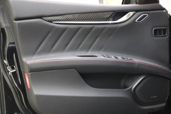 New 2021 Maserati Ghibli S Q4 GranSport for sale $100,285 at Bugatti of Greenwich in Greenwich CT 06830 17