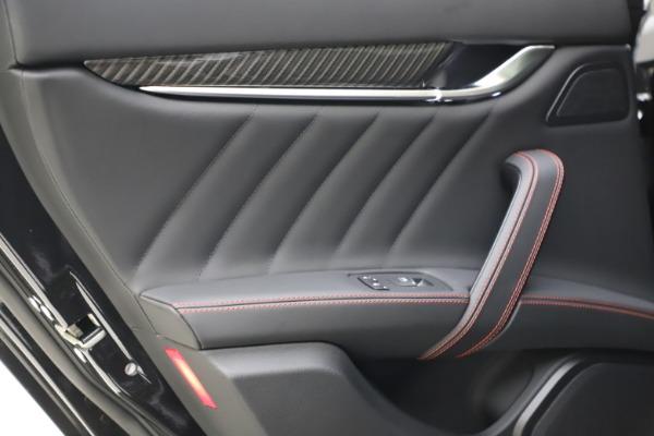 New 2021 Maserati Ghibli S Q4 GranSport for sale $100,285 at Bugatti of Greenwich in Greenwich CT 06830 21