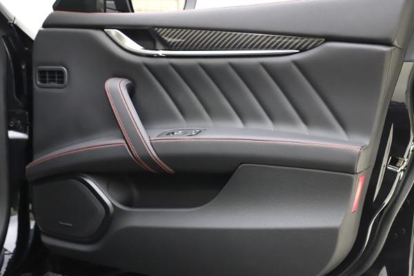 New 2021 Maserati Ghibli S Q4 GranSport for sale $100,285 at Bugatti of Greenwich in Greenwich CT 06830 23