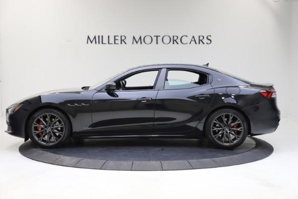 New 2021 Maserati Ghibli S Q4 GranSport for sale $100,285 at Bugatti of Greenwich in Greenwich CT 06830 3