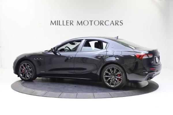 New 2021 Maserati Ghibli S Q4 GranSport for sale $100,285 at Bugatti of Greenwich in Greenwich CT 06830 4