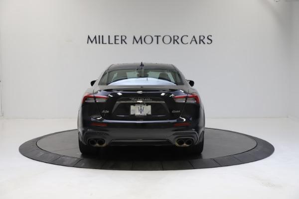 New 2021 Maserati Ghibli S Q4 GranSport for sale $100,285 at Bugatti of Greenwich in Greenwich CT 06830 7