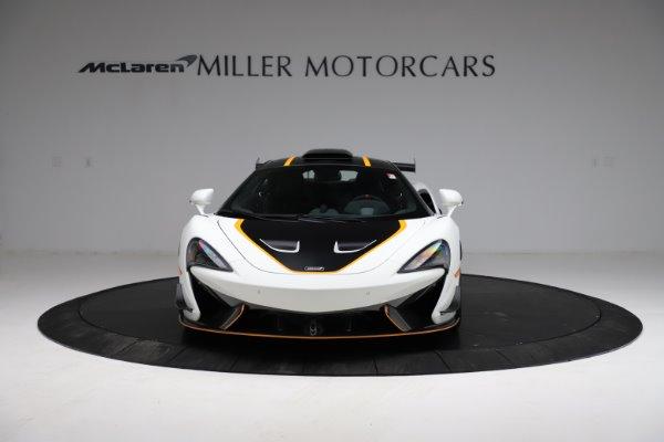 New 2020 McLaren 620R for sale $312,605 at Bugatti of Greenwich in Greenwich CT 06830 10