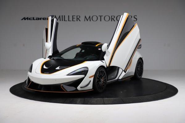 New 2020 McLaren 620R for sale $312,605 at Bugatti of Greenwich in Greenwich CT 06830 11