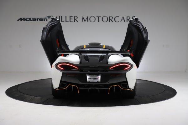 New 2020 McLaren 620R for sale $312,605 at Bugatti of Greenwich in Greenwich CT 06830 13