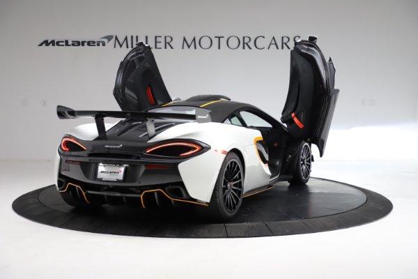 New 2020 McLaren 620R for sale $312,605 at Bugatti of Greenwich in Greenwich CT 06830 14