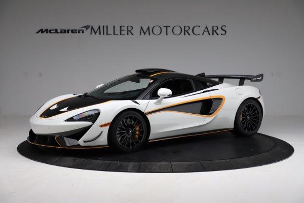 New 2020 McLaren 620R for sale $312,605 at Bugatti of Greenwich in Greenwich CT 06830 2