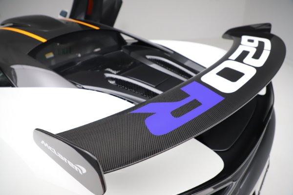 New 2020 McLaren 620R for sale $312,605 at Bugatti of Greenwich in Greenwich CT 06830 25