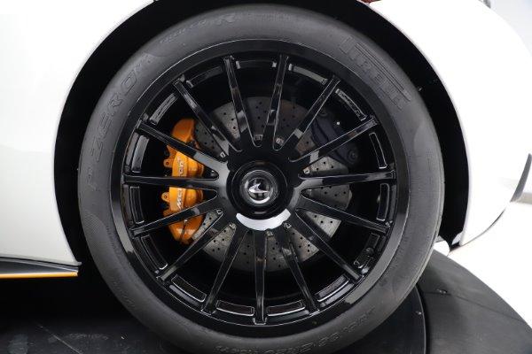 New 2020 McLaren 620R for sale $312,605 at Bugatti of Greenwich in Greenwich CT 06830 28