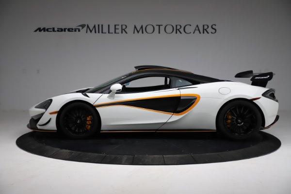 New 2020 McLaren 620R for sale $312,605 at Bugatti of Greenwich in Greenwich CT 06830 3