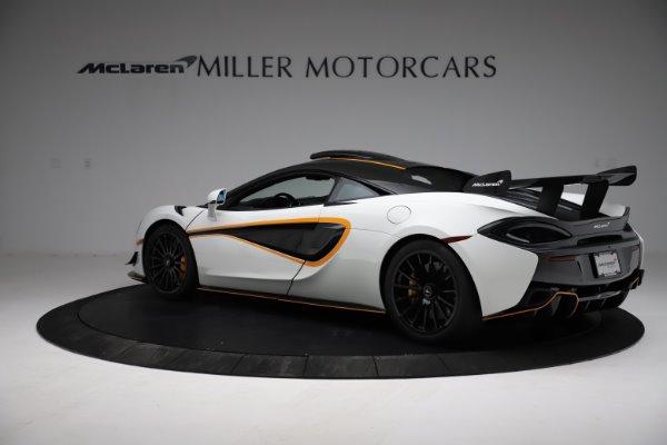New 2020 McLaren 620R for sale $312,605 at Bugatti of Greenwich in Greenwich CT 06830 4