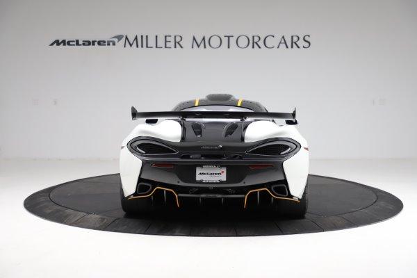 New 2020 McLaren 620R for sale $312,605 at Bugatti of Greenwich in Greenwich CT 06830 5