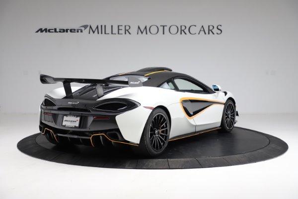 New 2020 McLaren 620R for sale $312,605 at Bugatti of Greenwich in Greenwich CT 06830 6