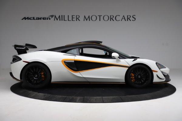 New 2020 McLaren 620R for sale $312,605 at Bugatti of Greenwich in Greenwich CT 06830 7