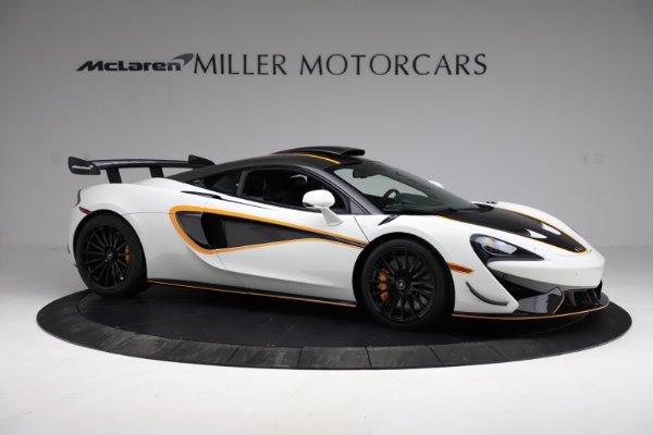 New 2020 McLaren 620R for sale $312,605 at Bugatti of Greenwich in Greenwich CT 06830 8