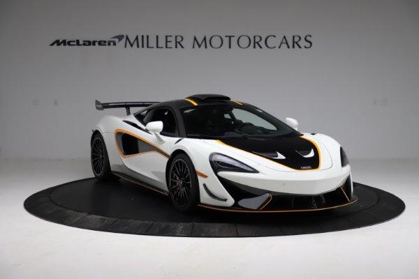 New 2020 McLaren 620R for sale $312,605 at Bugatti of Greenwich in Greenwich CT 06830 9