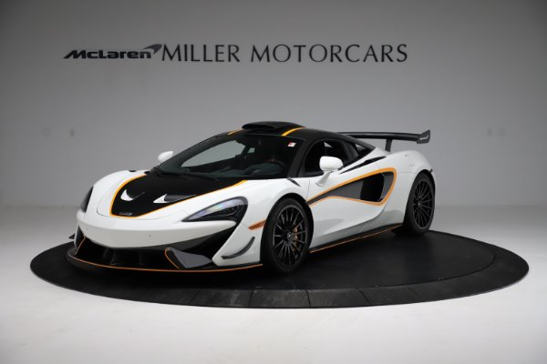 New 2020 McLaren 620R for sale $312,605 at Bugatti of Greenwich in Greenwich CT 06830 1