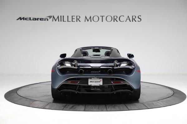 New 2021 McLaren 720S Spider for sale $351,450 at Bugatti of Greenwich in Greenwich CT 06830 5