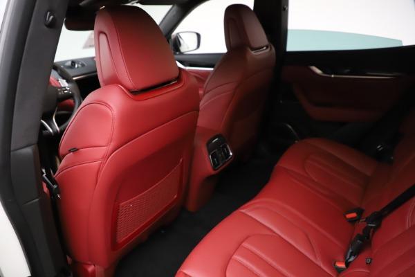 New 2021 Maserati Levante Q4 GranSport for sale $95,835 at Bugatti of Greenwich in Greenwich CT 06830 19
