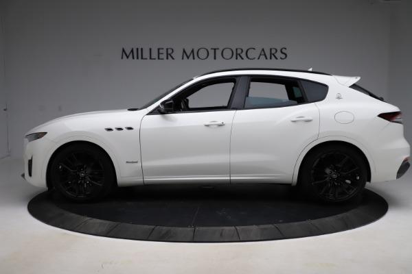 New 2021 Maserati Levante Q4 GranSport for sale Sold at Bugatti of Greenwich in Greenwich CT 06830 7