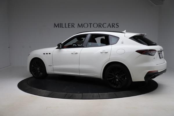 New 2021 Maserati Levante Q4 GranSport for sale $95,835 at Bugatti of Greenwich in Greenwich CT 06830 8