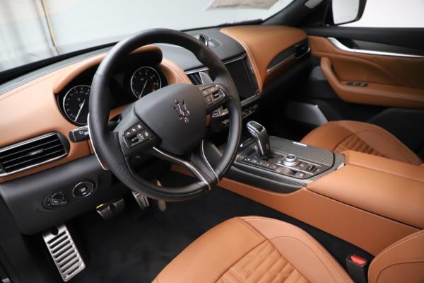 New 2021 Maserati Levante GTS for sale $139,585 at Bugatti of Greenwich in Greenwich CT 06830 12