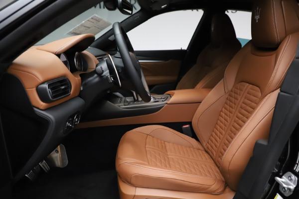 New 2021 Maserati Levante GTS for sale $139,585 at Bugatti of Greenwich in Greenwich CT 06830 13