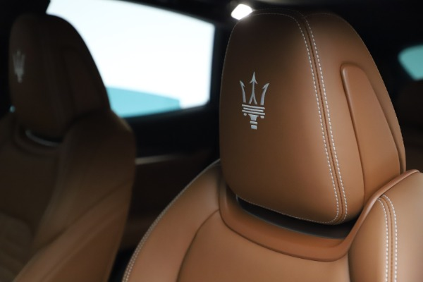 New 2021 Maserati Levante GTS for sale $139,585 at Bugatti of Greenwich in Greenwich CT 06830 14