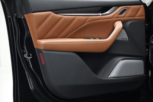 New 2021 Maserati Levante GTS for sale $139,585 at Bugatti of Greenwich in Greenwich CT 06830 15