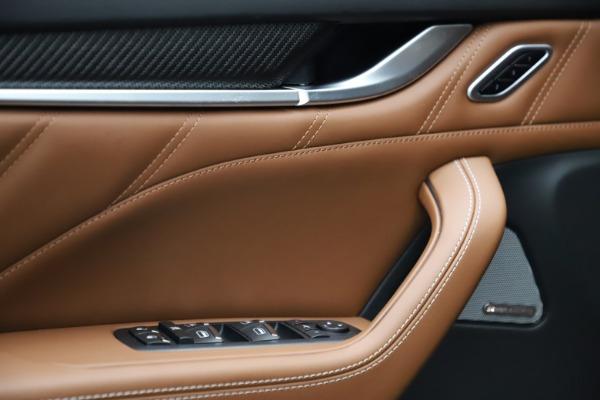 New 2021 Maserati Levante GTS for sale $139,585 at Bugatti of Greenwich in Greenwich CT 06830 16