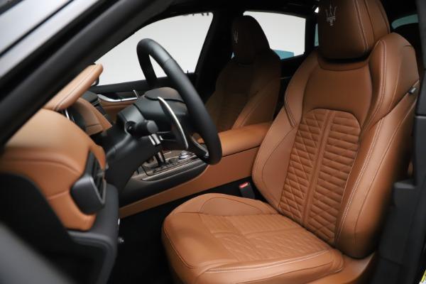 New 2021 Maserati Levante GTS for sale $139,585 at Bugatti of Greenwich in Greenwich CT 06830 17