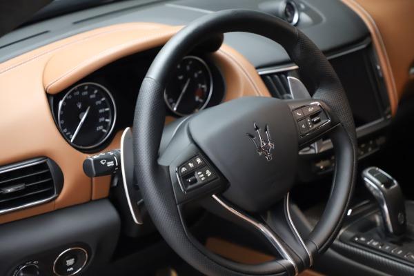New 2021 Maserati Levante GTS for sale $139,585 at Bugatti of Greenwich in Greenwich CT 06830 18