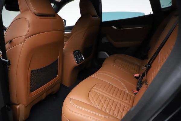 New 2021 Maserati Levante GTS for sale $139,585 at Bugatti of Greenwich in Greenwich CT 06830 21