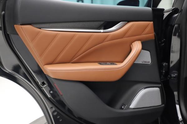 New 2021 Maserati Levante GTS for sale $139,585 at Bugatti of Greenwich in Greenwich CT 06830 22