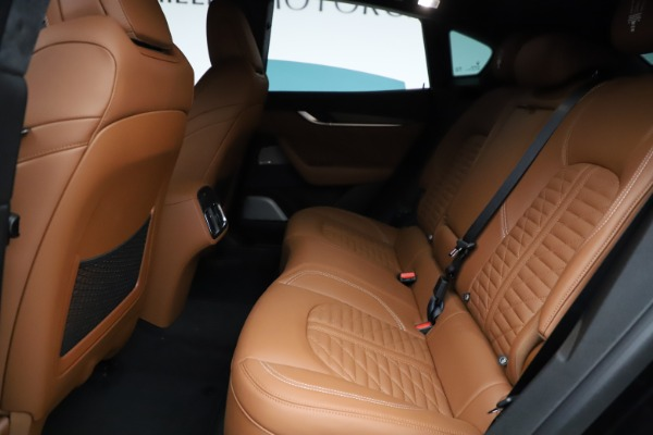 New 2021 Maserati Levante GTS for sale $139,585 at Bugatti of Greenwich in Greenwich CT 06830 23