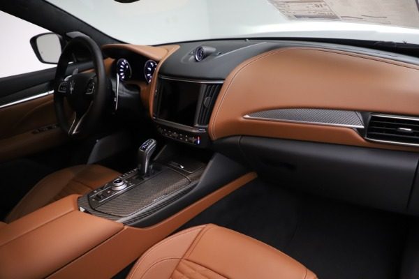 New 2021 Maserati Levante GTS for sale $139,585 at Bugatti of Greenwich in Greenwich CT 06830 25