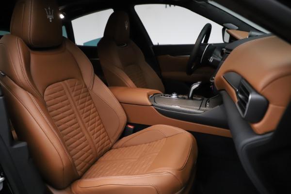 New 2021 Maserati Levante GTS for sale $139,585 at Bugatti of Greenwich in Greenwich CT 06830 27