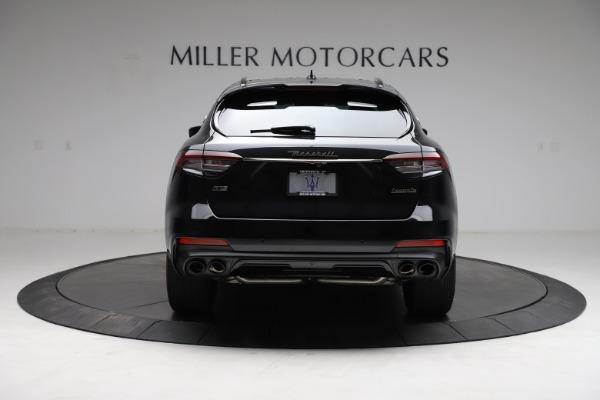 New 2021 Maserati Levante GTS for sale $139,585 at Bugatti of Greenwich in Greenwich CT 06830 6