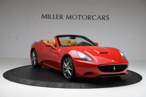 Used 2010 Ferrari California for sale $114,900 at Bugatti of Greenwich in Greenwich CT 06830 11