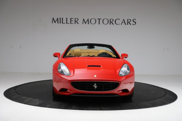 Used 2010 Ferrari California for sale $114,900 at Bugatti of Greenwich in Greenwich CT 06830 12
